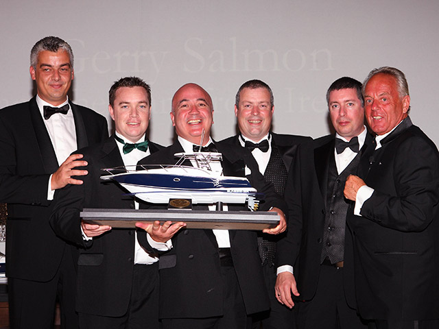 Sunseeker Distributor of the Year Award 2007